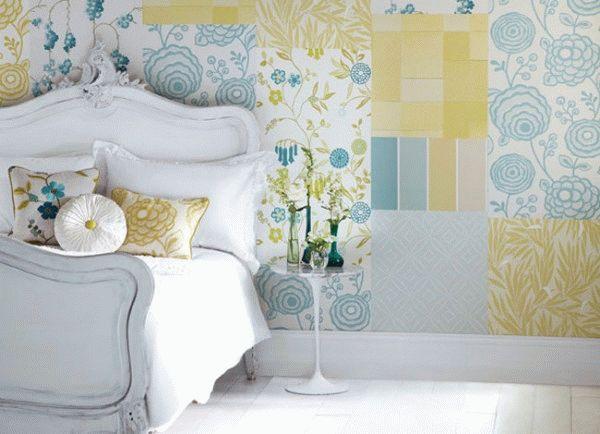 Выбор обоев для спальной комнаты имеет некоторые отличия от других помещений