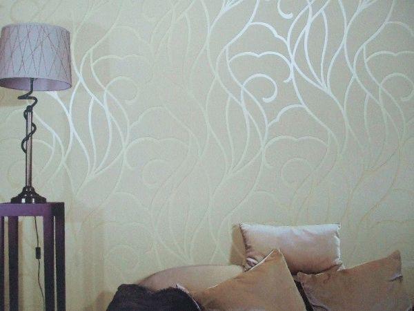 Флизелиновые полотна состоят из нескольких слоев, основа которых - флизелин, а второй слой может быть любым: текстиль, винил или бумага