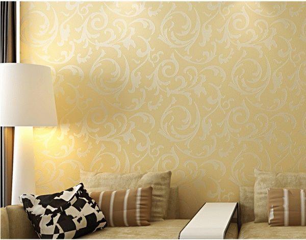 Флизелиновые полотна состоят из нескольких слоев, где верхнее покрытие может быть как флизелиновое, так и бумажное, тканевое либо виниловое