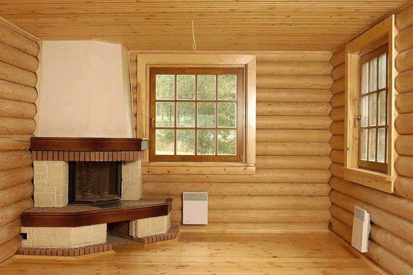 Отделка окон в деревянном доме: установка откосов и подоконников своими руками
