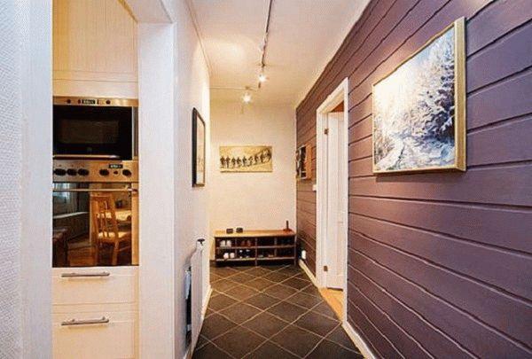 Стеновые панели практичны, легки в уходе и смотрятся красиво