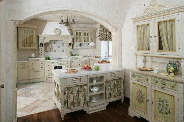 Арка на кухню
