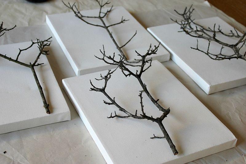 Картины из природных материалов придадут вашему интерьеру свежести и естественности