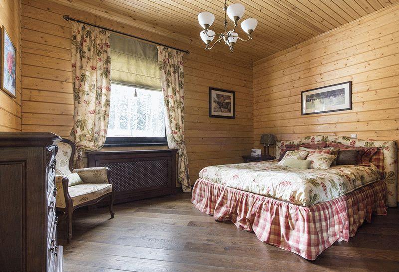 Вагонка - это наиболее популярный отделочный материал из натуральной древесины