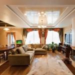 Потолки из гипсокартона в зале: как сделать красиво (фото)