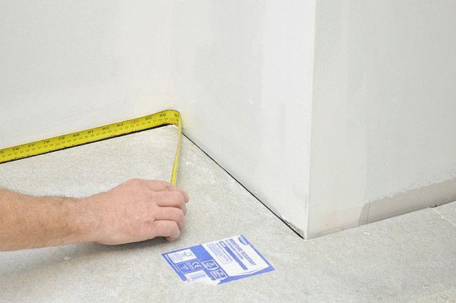 Как рассчитать квадратуру комнаты