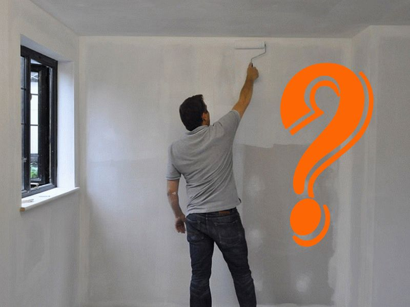 Можно ли обойтись без грунтовки стен? Ответ на этот вопрос неоднозначен. Но если вы желаете иметь качественный и долговечный ремонт, то грунтование в этом случае является обязательным этапом отделочных работ.