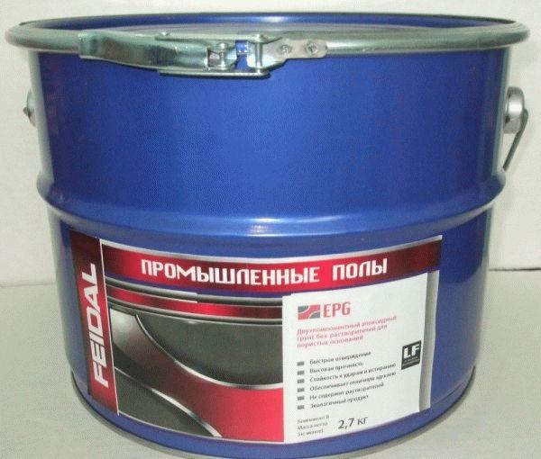 Грунтовка для бетонных полов