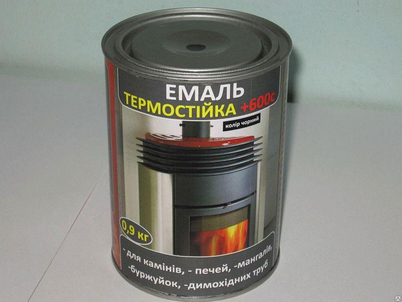 Свойства термостойких эмалей отличаются от красок
