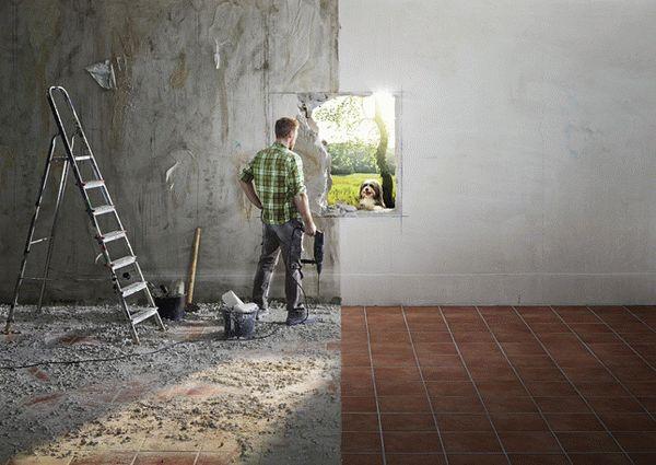 Чтобы определиться, с чего начинать ремонтные работы в квартире, нужно понять, какой вид ремонта предстоит выполнить: косметический или капитальный
