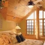 Чем обшить стены в деревянном доме внутри