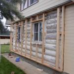 Отделка сайдингом деревянного дома своими руками