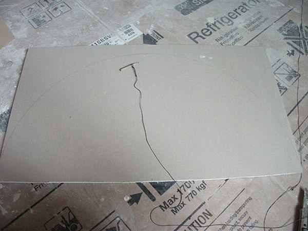 Прорисовка дуги