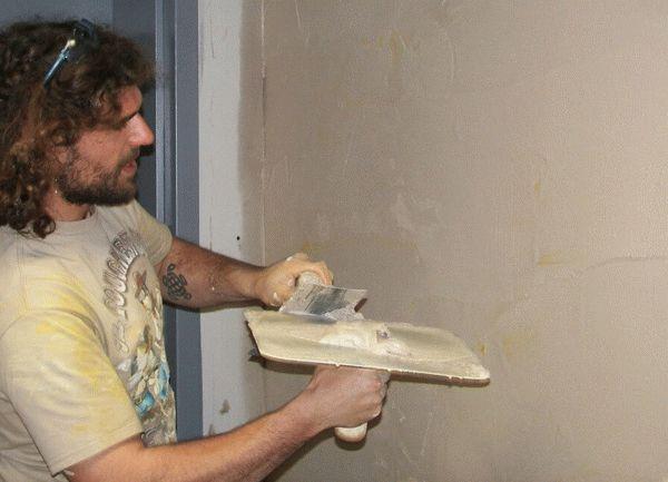 Подготовка основания к укладке плитки