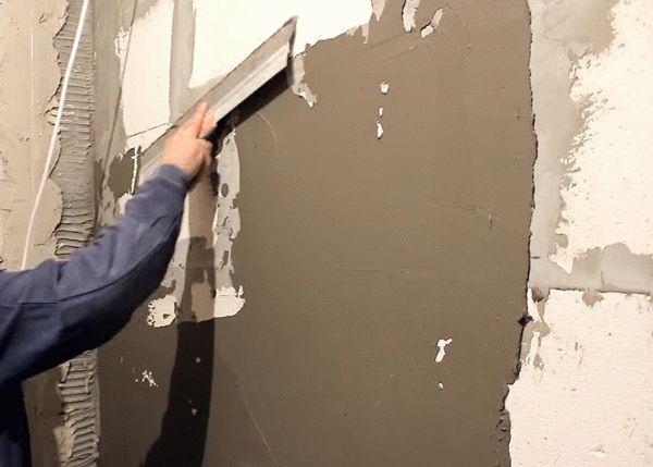Штукатурка пеноблока: чем и как правильно оштукатурить стены внутри помещения (фото, видео)