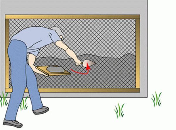 Цементно-известковая штукатурка: технические характеристики раствора, пропорции