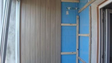 Монтаж стеновых панелей ПВХ своими руками