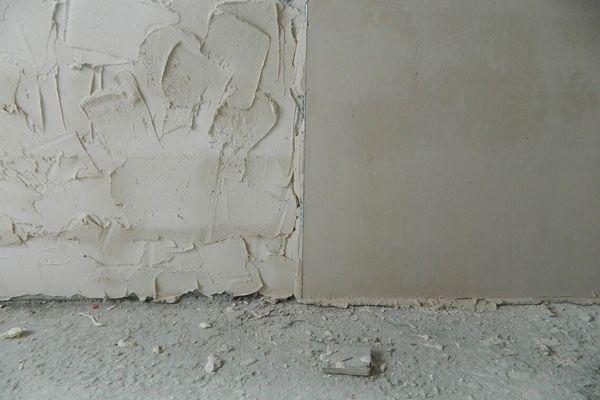 Акриловая штукатурка - декоративный материал для внутренних и внешних работ