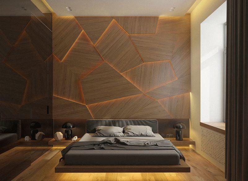 Декоративные стеновые панели - очень разнообразны, они могут стать не только практичной отделкой для стен, но и изюминкой в интерьере