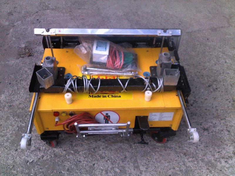 Автомат для штукатурки