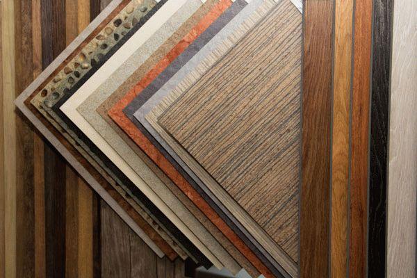 Разновидности кварцвиниловой плитки