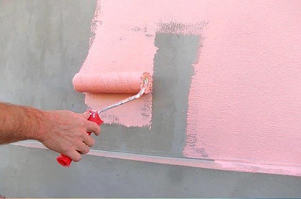 Фасадные краски должны быть очень прочными и устойчивыми к воздействию внешних факторов