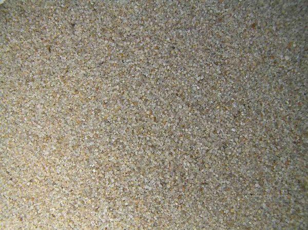 Кварцевый песок позволяет придать штукатурке привлекательный внешний вид