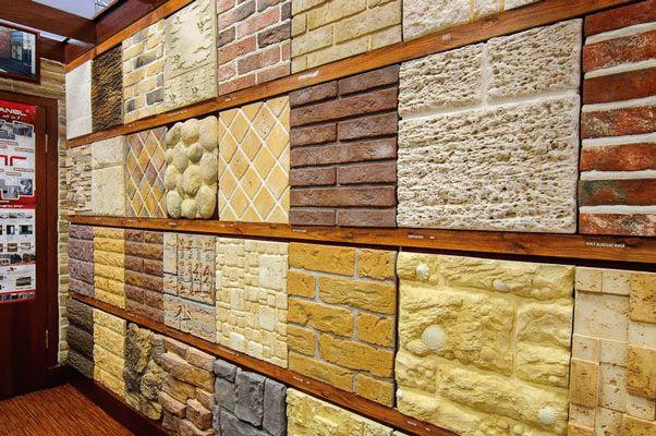 Разнообразие декоративных камней