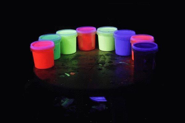 Люминесцентные краски