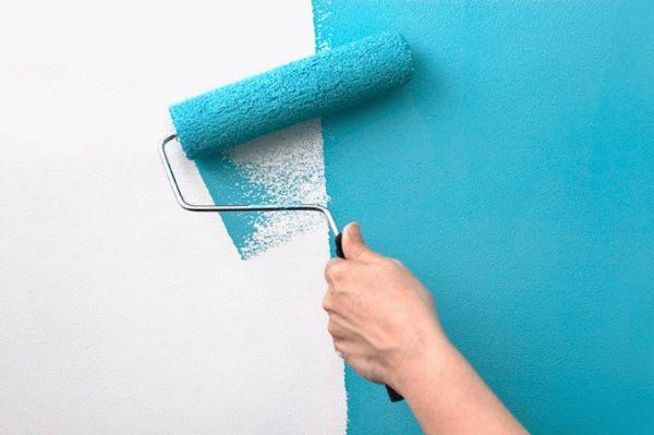 Краска для плитки в ванной