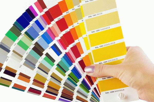 Выбор краски для МДФ