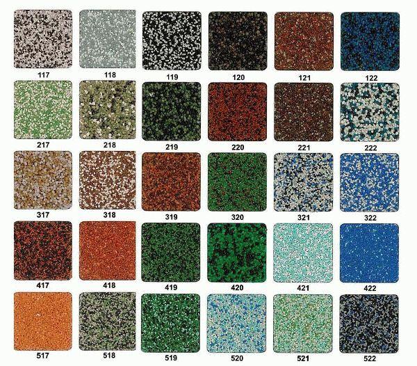 Современный рынок строительных материалов предоставляет широкий выбор цветов и фактур мозаичной штукатурки, поэтому вы гарантированно выберите подходящий для вас вариант