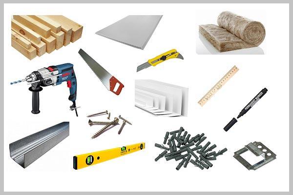 Инструменты для ПВХ панелей