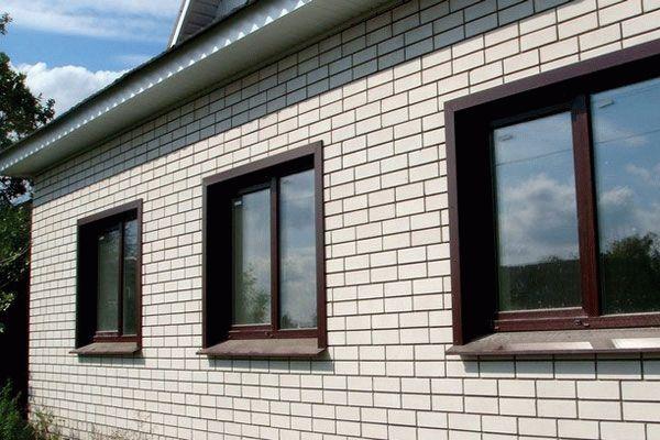 Как установить металлические откосы на окна
