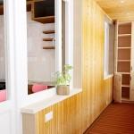 Чем обшить балкон