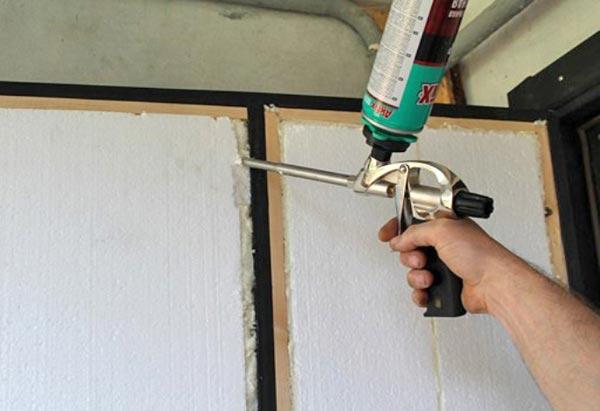 Подготовка металлической двери к обшивке дермантином