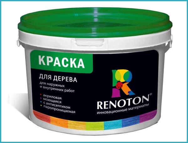 Акриловая краска - легкость нанесения и отсутствие запаха