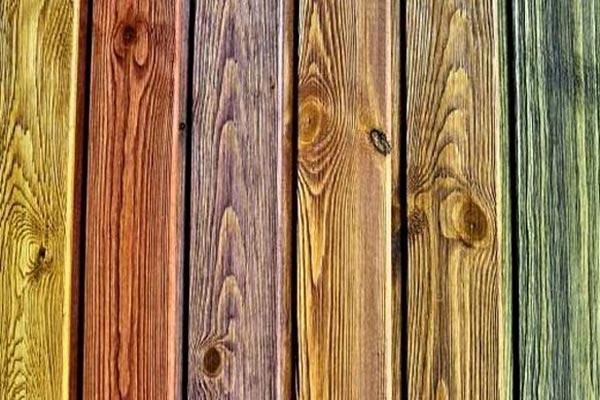 Цветные лаки для дерева