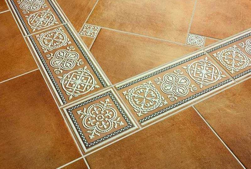 Керамическая плитка - экологичность и долговечность