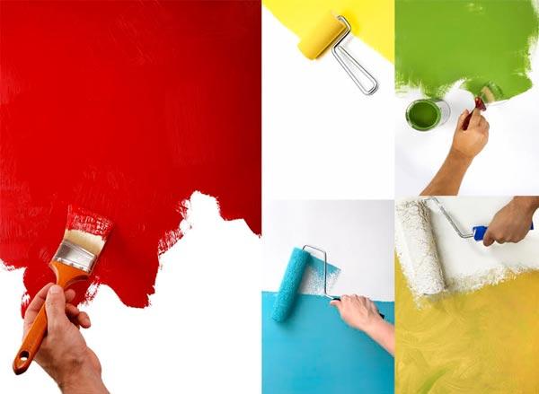 Краска для стен в квартире: как выбрать самую лучшую