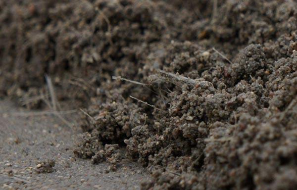 Цементный раствор с фиброволокном