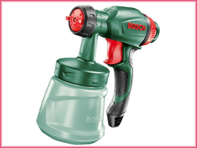 В настоящее время на рынке представлены специализированные краскопульты для водоэмульсионных красок как электрические, так и ручного типа