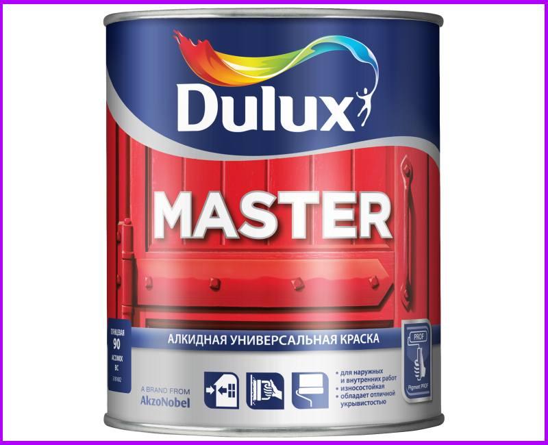 Универсальная алкидная краска Dulux