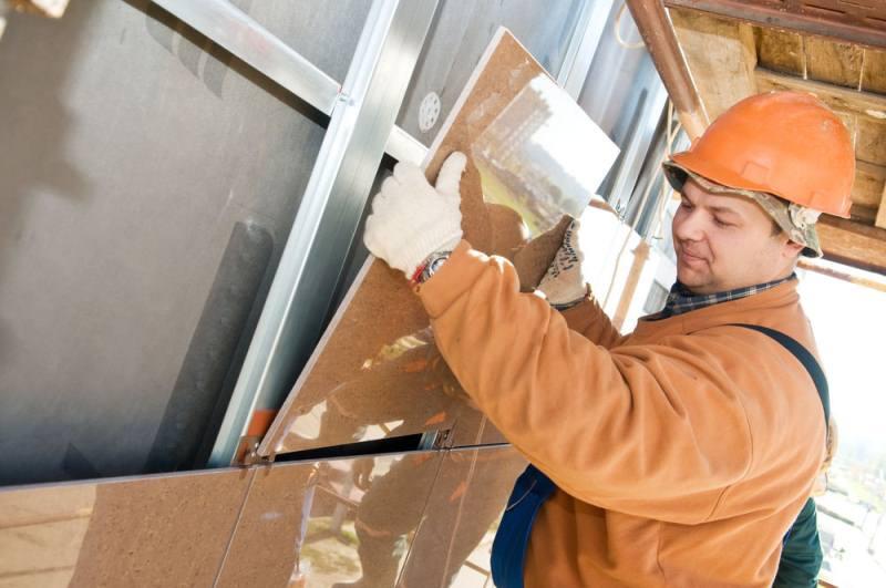 Большой размер керамогранитных плит ускорят процесс монтажа