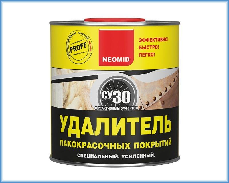 Удалитель краски Neomid