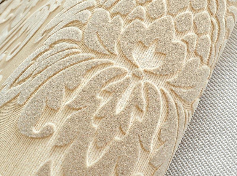 Велюровые текстильные обои