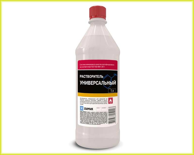Растворители, по сравнению с водой, позволяют ускорить время высыхания поверхности, повысить стабильность характеристик краски