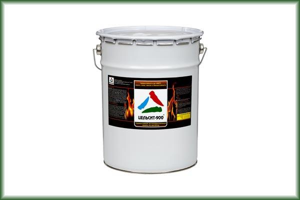 Цельсит-900 - однокомпонентная термостойкая эмаль на основе кремнийорганических соединений (жаропрочное стекло) для антикоррозионной окраски черных металлов работающих в условиях высокой влажности и подверженных температурному воздействию