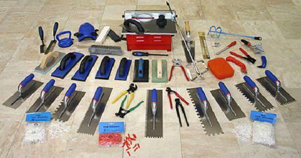 Инструмент для монтажа плитки