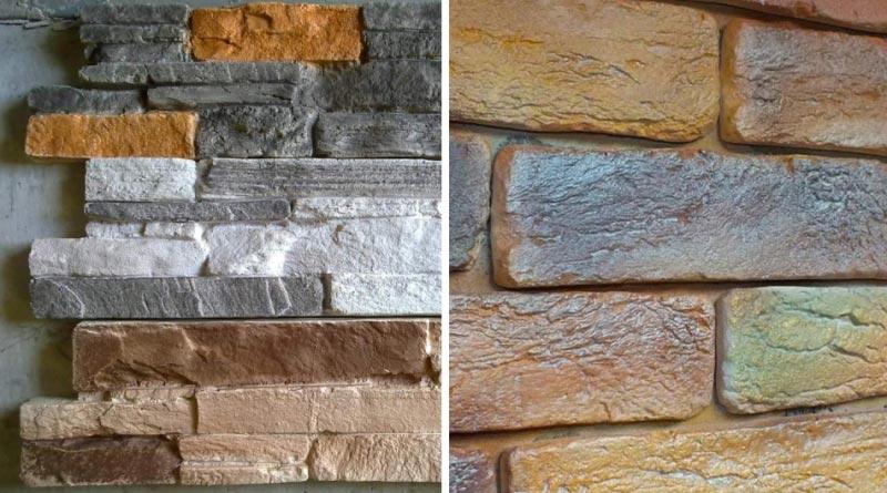 Технологический процесс изготовления и окрашивания плитки из гипса позволяет создавать любую имитацию натурального камня, а также реализовывать смелые дизайнерские идеи